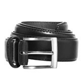 black Formal Belt