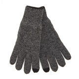 charcoal Thinsulate Acrylic Glove