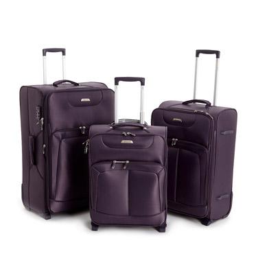 plumMax Lightweight Two Wheel Luggage