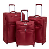 wine Max Lightweight Two Wheel Luggage