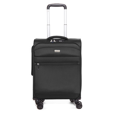 9709d32d2 black Toledo 2.0 Four Spinner Wheel Cabin Case