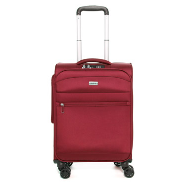 red Jump Toledo 2.0 Four Spinner Wheel Cabin Case