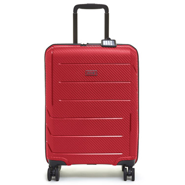 redJump Unbreakable Four Spinner Wheel Cabin Case