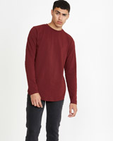 wine Paul Galving Long-Sleeved Wine Top