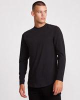 blackPaul Galvin Long Sleeve Top
