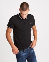 blackPaul Galvin Polo Shirt