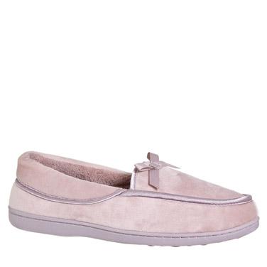 mochaVelour Full Slippers