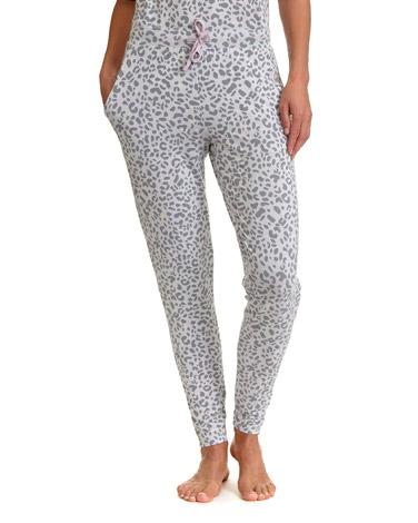 greyAnimal Pyjama Pants