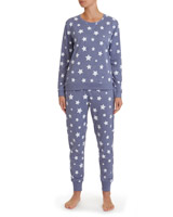 denimStar Print Pyjamas