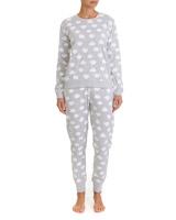 grey-marlCloud Print Pyjamas