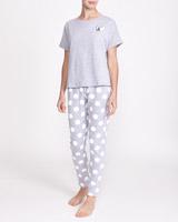 greyFrench Dog Pyjamas