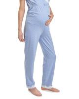blueMaternity Pants