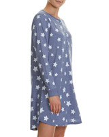 denim Star Print Nightdress