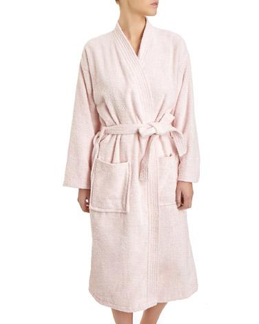pinkCotton Towelling Robe