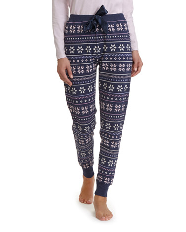 8946c7b7c67 multi All-Over Print Fairisle Pants