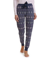 multi All-Over Print Fairisle Pants