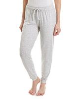 greyPretty Floral Pyjama Pants