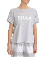 greyRelax Sleep T-Shirt