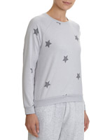 print Star Lounge Top
