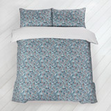 multi Carolyn Donnelly Eclectic Bloom Duvet Set