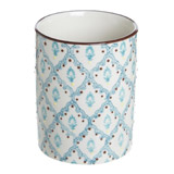 multi Carolyn Donnelly Eclectic Geo Tumbler