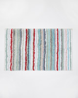 green Carolyn Donnelly Eclectic Tufted Bathmat