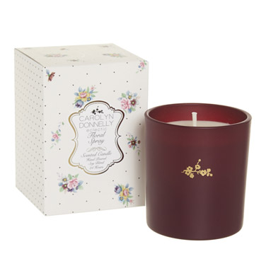 creamCarolyn Donnelly Eclectic Boxed Candle