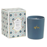 blue Carolyn Donnelly Eclectic Boxed Candle