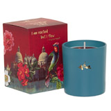 red Carolyn Donnelly Eclectic Fusion Candle