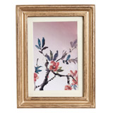 gold Carolyn Donnelly Eclectic Vintage Frame