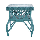 blueCarolyn Donnelly Eclectic Java Side Table