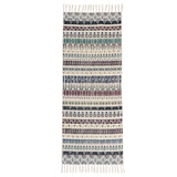multi Carolyn Donnelly Eclectic Diamond Geo Print Runner