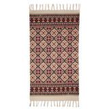 multi Carolyn Donnelly Eclectic Arabian Mat