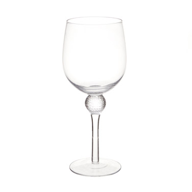 Carolyn Donnelly Eclectic Beaded Wine Glass