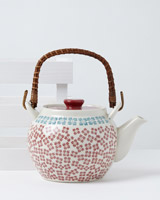 wine Carolyn Donnelly Eclectic Rosie Teapot