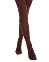 burgundy 40 Denier Coloured Opaques Tights - Pack Of 3
