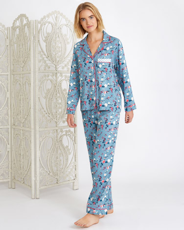 Carolyn Donnelly Eclectic Tokyo Boxed Pyjama Set