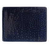 navy Paul Costelloe Living Sia Soap Dish