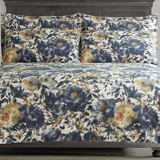 navy Paul Costelloe Living Elysees Duvet Cover