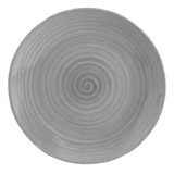 grey Paul Costelloe Living Camille Dinner Plate
