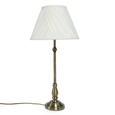 Paul Costelloe Living Pleated Shade Lamp