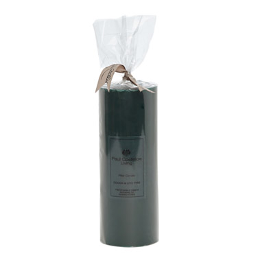 greenPaul Costelloe Living Scented Pillar Candle - 8x3in