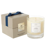 navy Paul Costelloe Living Bow Candle