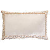 champagne Paul Costelloe Living Carmen Cushion