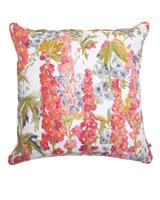 coralPaul Costelloe Living Keala Printed Cushion