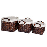 brown Paul Costelloe Living Leah Basket
