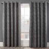 greyPaul Costelloe Living Charleston Curtain