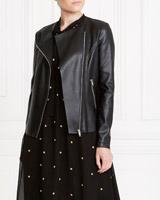 blackGallery PU Jacket