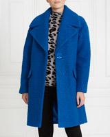 blueGallery Boucle Coat