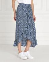 blueGallery Ruffle Skirt